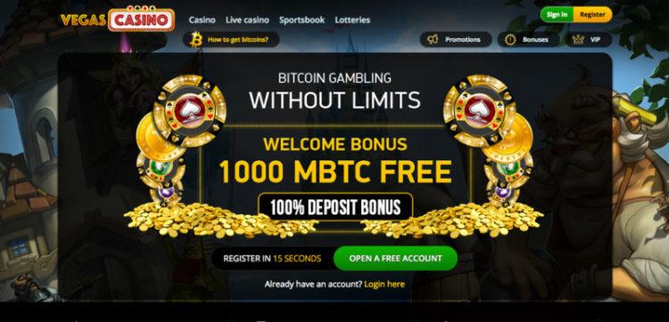 Vegas Casino io